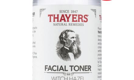 Save Face: Thayers Rose Petal Facial Toner